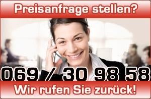 Button-Telefonnummer